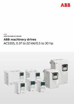 ACS355 Micro Drive Catalogue