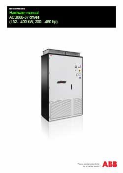 ACS880-37 Industrial Drives Hardware Manual