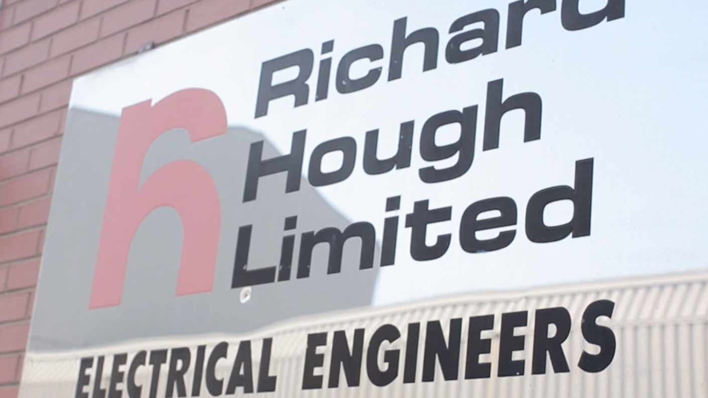 Richard Hough Limited