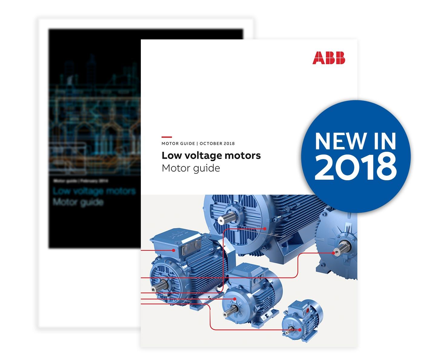 ABB Motor Guide October 2018